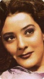 Silvia Pinal Hidalgo (Guaymas, Sonora, México, 12 de septiembre de 1931), es una primera actriz mexicana de cine, teatro y televisión. - 150px-Silvia_Pinal
